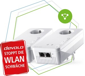 Mesh WLAN 2 Starter Kit Power WLAN