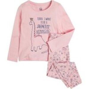 COOL CLUB Schlafanzug für Mädchen 128CM