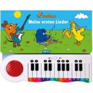 Die Maus Meine ersten Lieder Klavier