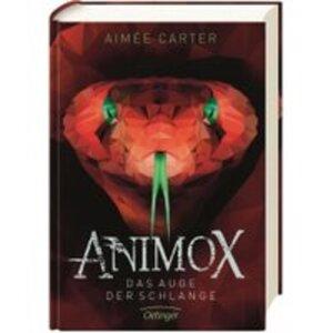 Animox - Das Auge der Schlange Band 2