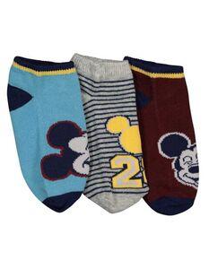 Jungen Minnie Mouse Socken im 3er-Pack