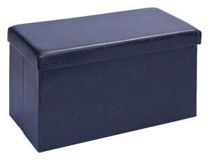 Faltbox in Schwarz