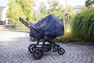 Insektenschutz Kinderwagen, marine blau  Kinder