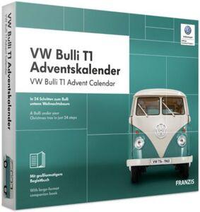 Franzis VW Bulli T1 Adventskalender