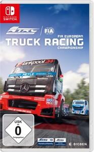 Switch Spiel FIA Truck Racing Championship ,  USK 0, VÖ: 15.04.20