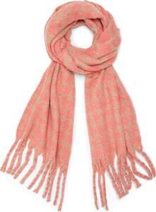 COX, Winter-Schal in orange, Tücher & Schals für Damen
