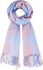 COX, Trend-Schal in hellblau, Tücher & Schals für Damen