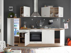 respekta Küchenzeile Eiche Natura 270 & 280cm