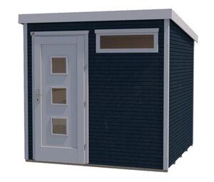 WEKA-Design-Gartenhaus »wekaLine« mit extrahoher Tür
