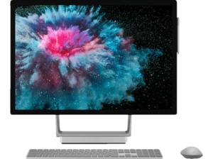 MICROSOFT Surface Studio 2 - NVIDIA® GeForce® 16GB / 1TB SSD i7, All-In-One-PC mit 28 Zoll Display, Core™ i7 Prozessor, 16 GB RAM, 1 TB SSD, GTX 1060, Platin