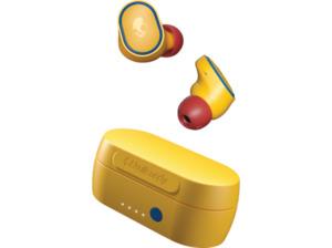 SKULLCANDY Sesh Limited Edition, In-ear True Wireless Kophörer Bluetooth Confident Yellow