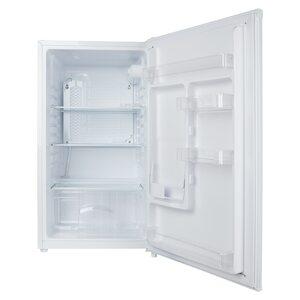 MEDION Kühlschrank MD 37225 mit 88 L, Klimaklasse N/ST, wechselbarer Türanschlag, höhenverstellbare Füße