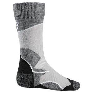Jack Wolfskin Kids Multi-function Sock 28-30 grau grey