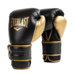 Boxhandschuhe Powerlock schwarz/gold
