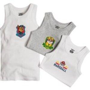 COOL CLUB Unterhemd 3er Pack Paw Patrol 98/104