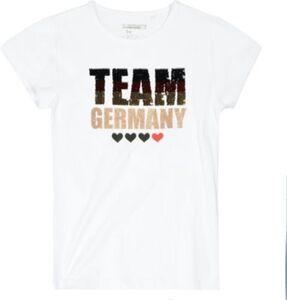 T-Shirt  weiß Gr. 176 Mädchen Kinder