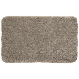 Kleine Wolke BADTEPPICH Taupe 60/100 cm , Relax 5405 271 360 , Textil , 60x100 cm , für Fußbodenheizung geeignet, rutschhemmend , 003342113630