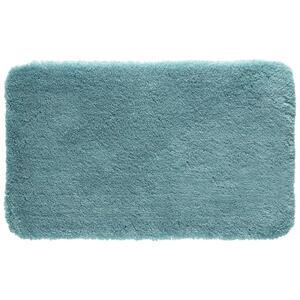 Kleine Wolke BADTEPPICH Türkis 60/100 cm , Relax 5405 672 360 , Textil , Uni , 60x100 cm , für Fußbodenheizung geeignet, rutschhemmend , 003342113623