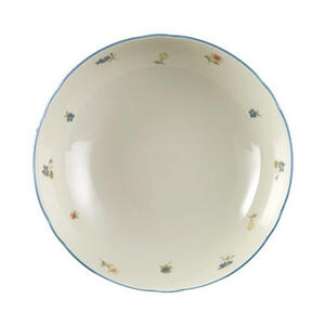 Seltmann Weiden Schüssel keramik porzellan , 30308 , Creme , Blume , glänzend , 0031230688