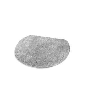 Kleine Wolke WC-DECKELBEZUG Grau 47/50 cm , Relax 5405 189 104 , Textil , 47x50 cm , schadstofffrei , 003342126702