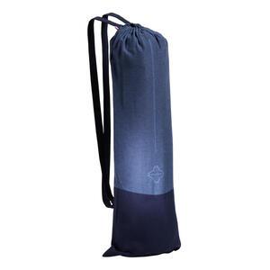 Hülle für Yogamatte Bio blau