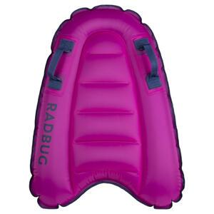 Bodyboard Discovery aufblasbar Kinder 4–8 Jahre (15–25kg) rosa