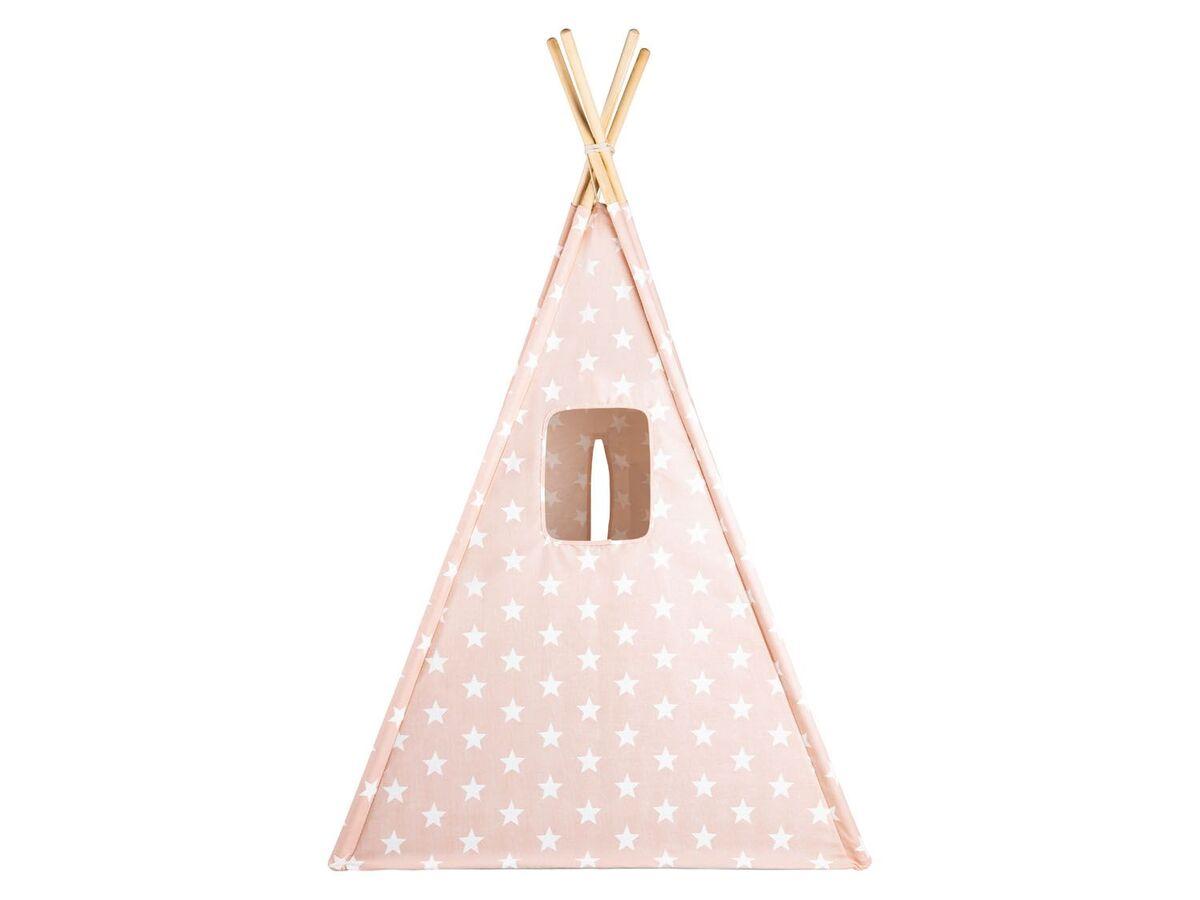 Bild 4 von PLAYTIVE® Kinder Tipi, Tür mit Klettband