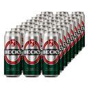 Bild 1 von Becks Pils 4,9 % vol 0,5 Liter Dose, 24er Pack
