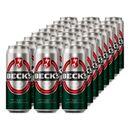 Bild 2 von Becks Pils 4,9 % vol 0,5 Liter Dose, 24er Pack