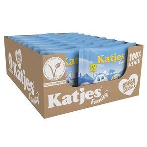 Katjes Fruchtgummi Milchkater 300 g, 16er Pack