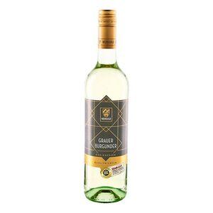 Weingold Rivaner Grauburgunder Qualitätswein Rheinhessen DLG-SEHR GUT 11,5 % vol 0,75 Liter