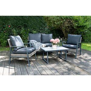 """bellavista - Home & Garden® Garten Möbel-Set """"Nizza"""""""