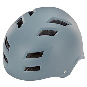 Prophete Fahrradhelm grau, einstellbarer Kopfring 55 - 58 cm