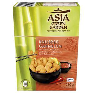 ASIA GREEN GARDEN Knusper-Garnelen 230 g