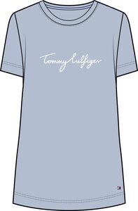 TOMMY HILFIGER Rundhalsshirt »CREW NECK GRAPHIC TEE« mit verspieltem Tommy Hilfiger Logo-Schriftzug