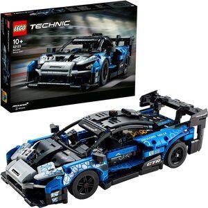 LEGO® Konstruktionsspielsteine »McLaren Senna GTR™ (42123), LEGO® Technic«, (830 St), Made in Europe