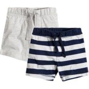 COOL CLUB Baby Shorts 2er Pack für Jungen 80