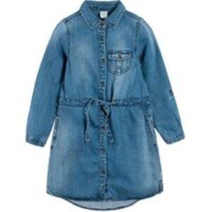 COOL CLUB Kinder Jeanskleid für Mädchen 170