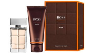 BOSS Orange Man Eau de Toilette + Shower Gel Geschenkset