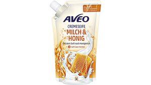 AVEO Cremeseife Milch & Honig