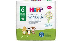 HiPP Babysanft Windeln Extra Large 6 Einzel