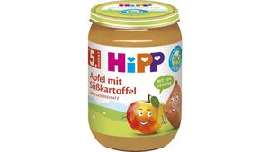HiPP Bio Apfel in Süßkartoffel