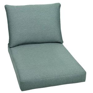 GO-DE              Lounge-Kissen-Set für Palettenmöbel, 2-tlg., grau