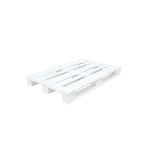 Möbelpalette Weiß