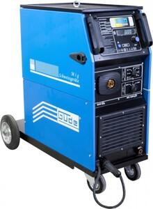 Güde Schweißgerät MIG 190 Kombi/A Thermo-Überlastschutz, für Fülldraht geeignet,