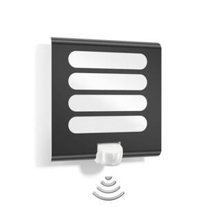 Steinel Sensor-Außenleuchte L 224 LED anthrazit