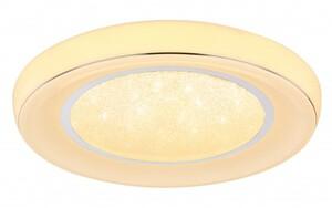 Globo Lighting LED CCT Deckenleuchte Mickey 30 W, dimmbar, Fernbedienung, Ø 66 cm