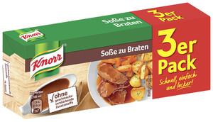 Knorr Soße zum Braten 3x 23 g