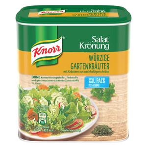 Knorr Salatkrönung Würzige Gartenkräuter XXL-Pack 192 g