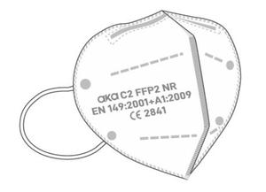 FFP2 Schutzmasken, 10 Stück